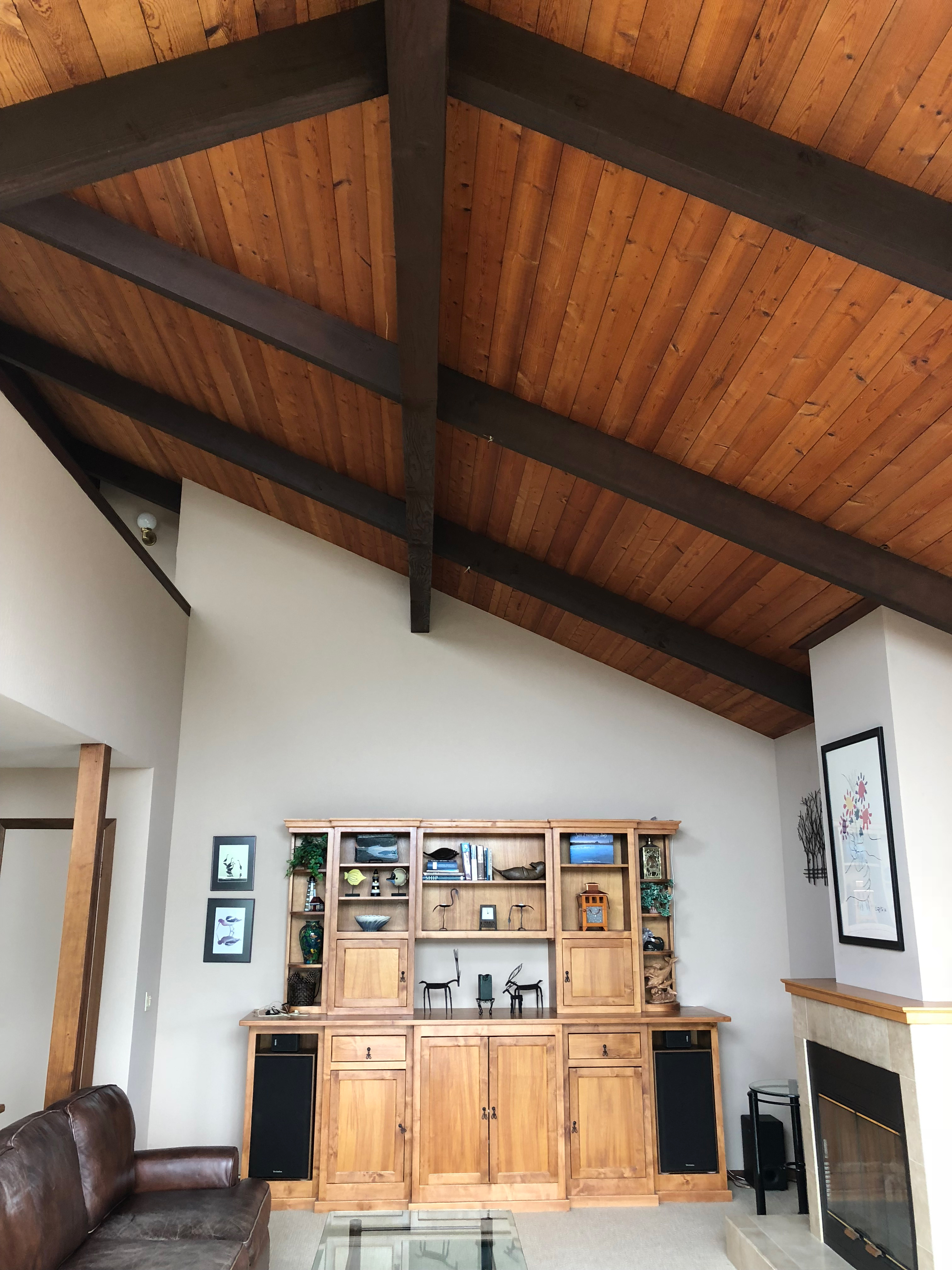 COY BROWN PAINTING Sonoma County BEFORE AFTER PHOTOS